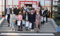 25 сентября 2020 г. Учебная экскурсия в АО «ФМ ЛОЖИСТИК РУС»