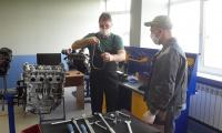 26 октября 2020 г. промежуточный демонстрационный экзамен для мастеров по ремонту автомобилей по модулю «Е».