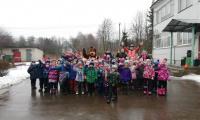 27 февраля 2020 г. студенты СП-1 приняли участие в проведении Масленицы в МКДОУ Детский сад № 31 с. Новый Быт.