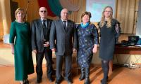 28 февраля 2020 г. в СП-2 прошла встреча студентов с Героем России, полковником ФСБ РФ.