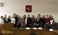 10 марта 2020 г. студентка СП-3 приняла участие в конференции отделения АСО России.