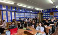 22 сентября 2021 г. в СП-2 состоялась встреча студентов первого курса с заместителем Главы Администрации г. о. Чехова.