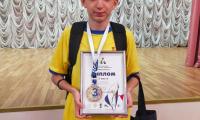 29 сентября 2021 г. студент СП-2 занял 3-е место в Региональном чемпионате «Абилимпикс».