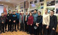 1 октября 2021 г. в Музее Боевой Славы прошла встреча студентов СП-3 с полковником армии ГДР.