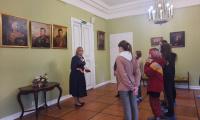 14 октября 2021 г. студенты СП-1 посетили музей «Усадьба Лопасня-Зачатьевское».