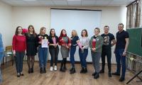 """4 марта 2021 г. в СП-4 прошла конкурсная программа """"GIRLS FORMAT""""."""