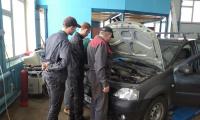 19 - 29 марта в СП-3 прошла декада Техников и Мастеров по ремонту и обслуживанию автомобилей.