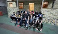 6 апреля 2021 г. студенты Чеховского техникума приняли участие в военно-спортивной игре.