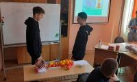 28 - 30 апреля 2021 г. в СП-3 прошла предметная неделя английского языка.