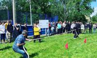 1 июня 2021 г. обучающиеся СП-4 приняли участие в спортивных соревнованиях.